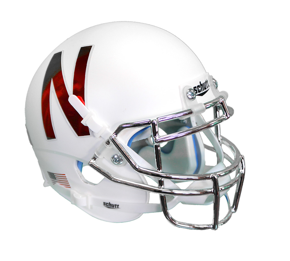 2016 Alternate Mini Helmet Nebraska Cornhuskers, Nebraska Collectibles, Huskers Collectibles, Nebraska 2014 Alternate Mini Helmet, Huskers 2014 Alternate Mini Helmet