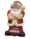 2018 Bert Anderson Husker Santa Figurine Nebraska Cornhuskers, Nebraska  Holiday Items, Huskers  Holiday Items, Nebraska Collectibles, Huskers Collectibles, Nebraska 2018 Bert Anderson Husker Santa Figurine, Huskers 2018 Bert Anderson Husker Santa Figurine