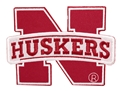 5 Inch N Huskers Patch Nebraska Cornhuskers, %27Huskers%27 Patch, 5 inch, N Huskers patch