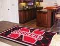 BIG Go Big Red Rug Nebraska Cornhuskers, Nebraska  Game Room & Big Red Room, Huskers  Game Room & Big Red Room, Nebraska  Office Den & Entry, Huskers  Office Den & Entry, Nebraska  Bedroom & Bathroom, Huskers  Bedroom & Bathroom, Nebraska 5 by 8 Foot Rug, Huskers 5 by 8 Foot Rug