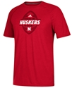 Adidas Huskers Football Force Tee Nebraska Cornhuskers, Nebraska  Mens T-Shirts, Huskers  Mens T-Shirts, Nebraska  Mens, Huskers  Mens, Nebraska  Short Sleeve , Huskers  Short Sleeve , Nebraska Adidas SS Red Ultimate Football Force Tee, Huskers Adidas SS Red Ultimate Football Force Tee