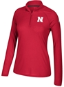 Adidas Ladies Nebraska N Ultimate Qtr Zip Nebraska Cornhuskers, Nebraska  Ladies Outerwear, Huskers  Ladies Outerwear, Nebraska  Ladies, Huskers  Ladies, Nebraska Adidas W Red Ultimate 14 Zip, Huskers Adidas W Red Ultimate 14 Zip