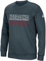Adidas Neb Football Stitch Embroidered  Tech Fleece Crew - Grey Nebraska Cornhuskers, Nebraska  Crew, Huskers  Crew, Nebraska  Mens Sweatshirts, Huskers  Mens Sweatshirts, Nebraska  Mens, Huskers  Mens, Nebraska Adidas Neb Football Stitch Embroidered  Tech Fleece Crew - Grey, Huskers Adidas Neb Football Stitch Embroidered  Tech Fleece Crew - Grey