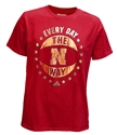 Adidas Nebraska Basketball Everyday Tee Nebraska Cornhuskers, Nebraska  Mens T-Shirts, Huskers  Mens T-Shirts, Nebraska  Mens, Huskers  Mens, Nebraska  Short Sleeve, Huskers  Short Sleeve, Nebraska  Basketball, Huskers  Basketball, Nebraska Adidas Nebraska Basketball Everyday Tee, Huskers Adidas Nebraska Basketball Everyday Tee