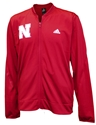 Adidas Nebraska Basketball Warm Up Jacket Nebraska Cornhuskers, Nebraska  Mens Sweatshirts, Huskers  Mens Sweatshirts, Nebraska  Mens, Huskers  Mens, Nebraska Red Warm Up Jacket Bball Adi, Huskers Red Warm Up Jacket Bball Adi