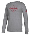 Adidas Nebraska Cornhuskers Rock LS Triblend Nebraska Cornhuskers, Nebraska  Mens T-Shirts, Huskers  Mens T-Shirts, Nebraska  Mens, Huskers  Mens, Nebraska  Long Sleeve, Huskers  Long Sleeve, Nebraska Adidas Nebraska Cornhuskers Rock LS Triblend, Huskers Adidas Nebraska Cornhuskers Rock LS Triblend