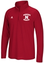 Adidas Nebraska Huskers Arches Qtr Zip  Nebraska Cornhuskers, Nebraska  Mens Outerwear, Huskers  Mens Outerwear, Nebraska  Mens, Huskers  Mens, Nebraska Adidas Red Qtr Zip Arches, Huskers Adidas Red Qtr Zip Arches