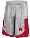 Adidas Nebraska Player Gray Sideline Short Nebraska Cornhuskers, Nebraska  Mens Shorts & Pants, Huskers  Mens Shorts & Pants, Nebraska Shorts & Pants, Huskers Shorts & Pants, Nebraska Adidas Nebraska Player Gray Sideline Short, Huskers Adidas Nebraska Player Gray Sideline Short