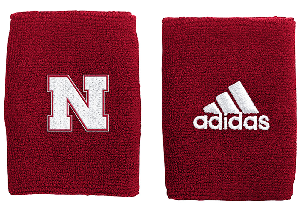 Adidas Red 4 inch Husker Wristband Nebraska Cornhuskers, Nebraska  Basketball, Huskers  Basketball, Nebraska  Watches Bands & Buckles, Huskers  Watches Bands & Buckles, Nebraska  Youth, Huskers  Youth, Nebraska Adidas Red 4 inch Husker Wristband, Huskers Adidas Red 4 inch Husker Wristband