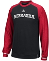 Adidas Red N Black Husker Coaches Crew Nebraska Cornhuskers, Nebraska  Mens Sweatshirts, Huskers  Mens Sweatshirts, Nebraska  Mens, Huskers  Mens, Nebraska  Crew, Huskers  Crew, Nebraska Adidas Red N Black Husker Coaches Crew, Huskers Adidas Red N Black Husker Coaches Crew