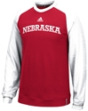Adidas Red N White Husker Coaches Crew Nebraska Cornhuskers, Nebraska  Mens Sweatshirts, Huskers  Mens Sweatshirts, Nebraska  Mens, Huskers  Mens, Nebraska  Crew, Huskers  Crew, Nebraska Adidas Red N White Husker Coaches Crew, Huskers Adidas Red N White Husker Coaches Crew