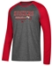 Adidas Red Raglan Phys Ed Herbie - AT-A3156