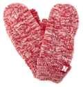 Adidas Womens Red Braid Mitten Nebraska Cornhuskers, Nebraska  Ladies Accessories, Huskers  Ladies Accessories, Nebraska  Ladies, Huskers  Ladies, Nebraska Adidas Womens Red Braid Mitten , Huskers Adidas Womens Red Braid Mitten