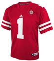 Adidas Youth Huskers 1 Jersey Nebraska Cornhuskers, Nebraska  Youth, Huskers  Youth, Nebraska  Kids Jerseys, Huskers  Kids Jerseys, Nebraska Adidas Youth Huskers 1 Jersey, Huskers Adidas Youth Huskers 1 Jersey