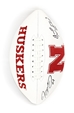 Armstrong Jr and Westerkamp Autogaphed Football - JH-A8494