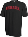 Basic Black Nebraska Tee Nebraska Cornhuskers, husker football, nebraska cornhuskers merchandise, nebraska merchandise, husker merchandise, nebraska cornhuskers apparel, husker apparel, nebraska apparel, husker mens apparel, nebraska cornhuskers mens apparel, nebraska mens apparel, husker mens merchandise, nebraska cornhuskers mens merchandise, mens nebraska t shirt, mens husker t shirt, mens nebraska cornhusker t shirt,Basic Black Nebraska Tee