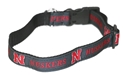 Blackshirts Huskers Dog Collar Nebraska cornhuskers, husker football, nebraska merchandise, husker merchandise, husker pet collar, husker dog collar, nebraska pet collar, nebraska dog collar