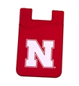 Cell Phone Wallet Husker Card Holder - Red Nebraska Cornhuskers, Nebraska  Ladies Accessories, Huskers  Ladies Accessories, Nebraska Accessories Ladies, Huskers Accessories Ladies, Nebraska  Mens, Huskers  Mens, Nebraska  Mens Accessories, Huskers  Mens Accessories, Nebraska Cell Phone Wallet Husker Card Holder - Red, Huskers Cell Phone Wallet Husker Card Holder - Red