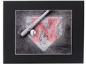 Coach Erstad Autographed Home Plate Photo Nebraska Cornhuskers, husker baseball, nebraska cornhuskers merchandise, husker merchandise, nebraska merchandise, husker memorabilia, husker autographed, nebraska cornhuskers autographed, Darin Erstad autographed, Darin Erstad signed, Darin Erstad collectible, Darin Erstad, nebraska cornhuskers memorabilia, nebraska cornhuskers collectible, Coach Erstad Autographed Home Plate Photo