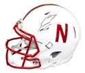 Coach Frost Autographed Authentic Nebraska Speed Helmet Nebraska Cornhuskers, husker football, nebraska cornhuskers merchandise, husker merchandise, nebraska merchandise, husker memorabilia, husker autographed, nebraska cornhuskers autographed, Scott Frost autographed, Scott Frost signed, Scott Frost collectible, Scott Frost, nebraska cornhuskers memorabilia, nebraska cornhuskers collectible, Scott Frost Autographed Football