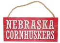 Cornhuskers Plank Wood Sign Nebraska Cornhuskers, Nebraska  Framed Pieces, Huskers  Framed Pieces, Nebraska Cornhuskers Plank Wood Sign 10x5 Legacy, Huskers Cornhuskers Plank Wood Sign 10x5 Legacy
