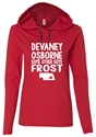 Devaney Osborne N Frost Ladies Lightweight Hoodie Nebraska Cornhuskers, Nebraska  Ladies Sweatshirts, Huskers  Ladies Sweatshirts, Nebraska  Hoodies, Huskers  Hoodies, Nebraska  Ladies, Huskers  Ladies, Nebraska Devaney Osborne N Frost Ladies Lightweight Hoodie, Huskers Devaney Osborne N Frost Ladies Lightweight Hoodie