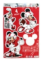 Disney Husker Decal Set Nebraska Cornhuskers, Nebraska Stickers Decals & Magnets, Huskers Stickers Decals & Magnets, Nebraska  Toys & Games, Huskers  Toys & Games, Nebraska Disney Husker Decal Set, Huskers Disney Husker Decal Set