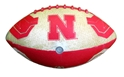 Elektro LED Husker Football Nebraska Cornhuskers, Baden LED Husker Football