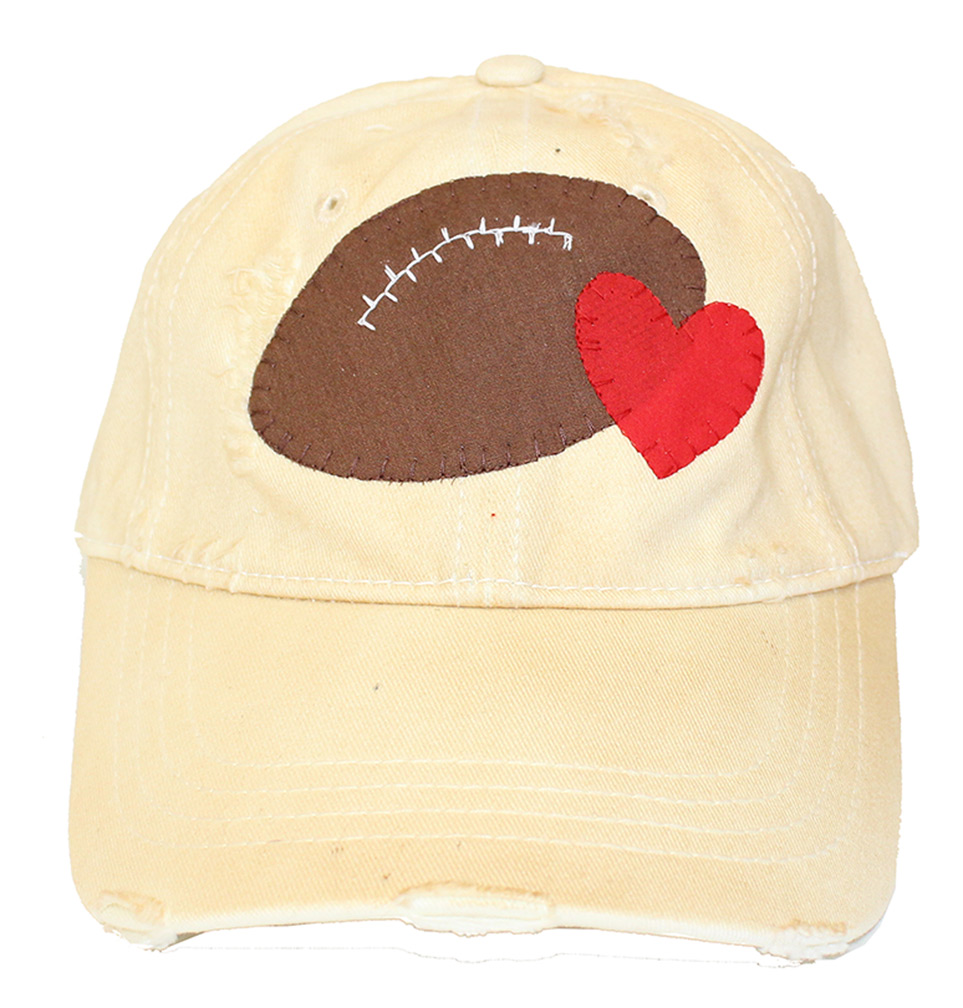 Football Heart Distressed Cream Cap Nebraska Cornhuskers, Nebraska  Ladies Hats, Huskers  Ladies Hats, Nebraska  Ladies Hats, Huskers  Ladies Hats, Nebraska Football Heart Distressed Cream Cap, Huskers Football Heart Distressed Cream Cap