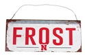 Frost Nebraska Tin Sign Nebraska Cornhuskers, Nebraska  Bedroom & Bathroom, Huskers  Bedroom & Bathroom, Nebraska  Game Room & Big Red Room, Huskers  Game Room & Big Red Room, Nebraska  Framed pieces, Huskers  Framed pieces, Nebraska Frost Nebraska Tin Sign, Huskers Frost Nebraska Tin Sign