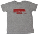 Gray Locally Grown Childrens Tee Nebraska Cornhuskers, Nebraska  Childrens, Huskers  Childrens, Nebraska  Kids, Huskers  Kids, Nebraska Gray Locally Grown Childrens Tee, Huskers Gray Locally Grown Childrens Tee