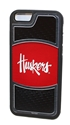 Husker Iphone 6 Black Bumper Case Nebraska Cornhuskers, Nebraska  Novelty, Huskers  Novelty, Nebraska  Mens Accessories, Huskers  Mens Accessories, Nebraska  Ladies Accessories, Huskers  Ladies Accessories, Nebraska  Mens, Huskers  Mens, Nebraska  Ladies, Huskers  Ladies, Nebraska Nebraska Iphone 4G Faceplate, Huskers Nebraska Iphone 4G Faceplate