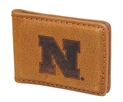 Husker N Leather Magnetic Money Clip Nebraska Cornhuskers, Nebraska  Bags Purses & Wallets, Huskers  Bags Purses & Wallets, Nebraska  Mens, Huskers  Mens, Nebraska  Mens Accessories, Huskers  Mens Accessories, Nebraska Football Money Clip, Huskers Football Money Clip