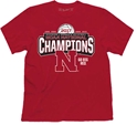Husker Volleyball FIVE Time Champs Tee! - RD Nebraska Cornhuskers, Nebraska Volleyball, Huskers Volleyball, Nebraska  Ladies T-Shirts, Huskers  Ladies T-Shirts, Nebraska  Short Sleeve, Huskers  Short Sleeve, Nebraska  Mens, Huskers  Mens, Nebraska  Ladies, Huskers  Ladies, Nebraska  Mens T-Shirts, Huskers  Mens T-Shirts, Nebraska Husker Volleyball Four Time Champs Tee, Huskers Husker Volleyball Four Time Champs Tee