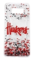 Huskers Galaxy S8+ Confetti Clear Slim Case Nebraska Cornhuskers, Nebraska  Novelty, Huskers  Novelty, Nebraska  Mens Accessories, Huskers  Mens Accessories, Nebraska  Ladies Accessories, Huskers  Ladies Accessories, Nebraska  Mens, Huskers  Mens, Nebraska  Ladies, Huskers  Ladies, Nebraska Huskers Galaxy S8+ Confetti Clear Slim Case, Huskers Nebraska Huskers Galaxy S8+ Confetti Clear Slim Case