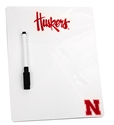 Huskers Large Dry Erase Board Nebraska Cornhuskers, Nebraska  Kitchen & Glassware, Huskers  Kitchen & Glassware, Nebraska  Bedroom and Bathroom, Huskers  Bedroom and Bathroom, Nebraska Huskers Large Dry Erase Board, Huskers Huskers Large Dry Erase Board
