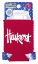 Huskers Magnetic Collapsible Koozie Nebraska Cornhuskers, Nebraska  Tailgating, Huskers  Tailgating, Nebraska  Kitchen & Glassware, Huskers  Kitchen & Glassware, Nebraska Stickers Decals & Magnets, Huskers Stickers Decals & Magnets, Nebraska Magnetic Collapsible Can Koozie, Huskers Magnetic Collapsible Can Koozie