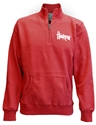 Huskers Script Quarter Zip Fleece Jacket - Red Nebraska Cornhuskers, Nebraska  Mens Sweatshirts, Huskers  Mens Sweatshirts, Nebraska  Mens, Huskers  Mens, Nebraska  Zippered, Huskers  Zippered, Nebraska Huskers Script Quarter Zip Fleece Jacket - Red, Huskers Huskers Script Quarter Zip Fleece Jacket - Red