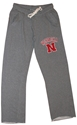 Husker Ladies Grey French Terry  Sweatpant Nebraska Cornhuskers, Nebraska  Shorts, Pants & Skirts, Huskers  Shorts, Pants & Skirts, Nebraska Shorts & Pants, Huskers Shorts & Pants, Nebraska Ladies Grey French Terry  Sweatpant, Huskers Ladies Grey French Terry  Sweatpant