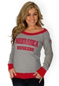 Ladies Nebraska Grey Sparkle Pullover Nebraska Cornhuskers, Nebraska  Crew, Huskers  Crew, Nebraska  Ladies, Huskers  Ladies, Nebraska  Ladies Sweatshirts, Huskers  Ladies Sweatshirts, Nebraska Ladies Grey Sparkle Pullover, Huskers Ladies Grey Sparkle Pullover