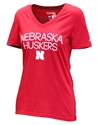 Ladies Nebraska Foil Dot Vneck Nebraska Cornhuskers, Nebraska  Ladies T-Shirts, Huskers  Ladies T-Shirts, Nebraska  Ladies Tops, Huskers  Ladies Tops, Nebraska  Ladies, Huskers  Ladies, Nebraska Ladies Nebraska Foil Dot Vneck, Huskers Ladies Nebraska Foil Dot Vneck