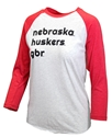 Ladies Nebraska Huskers GBR Raglan Nebraska Cornhuskers, Nebraska  Ladies T-Shirts, Huskers  Ladies T-Shirts, Nebraska  Ladies, Huskers  Ladies, Nebraska  Ladies Tops, Huskers  Ladies Tops, Nebraska  Long Sleeve, Huskers  Long Sleeve, Nebraska Ladies Nebraska Huskers GBR Raglan, Huskers Ladies Nebraska Huskers GBR Raglan