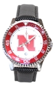 Mens Competitor Leather Band Watch Nebraska Cornhuskers, Nebraska  Mens Accessories, Huskers  Mens Accessories, Nebraska  Mens, Huskers  Mens, Nebraska  Watches Bands & Buckles, Huskers  Watches Bands & Buckles, Nebraska Mens Competitor Leather Band Watch, Huskers Mens Competitor Leather Band Watch