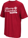 Merry Frostmas Tee - Red Nebraska Cornhuskers, Nebraska  Mens T-Shirts, Huskers  Mens T-Shirts, Nebraska  Short Sleeve, Huskers  Short Sleeve, Nebraska  Mens, Huskers  Mens, Nebraska Merry Frostmas Tee - Red, Huskers Merry Frostmas Tee - Red