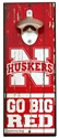 N Huskers Bottle Opener Sign Mount Nebraska Cornhuskers, Nebraska  Tailgating, Huskers  Tailgating, Nebraska  Game Room & Big Red Room, Huskers  Game Room & Big Red Room, Nebraska  Kitchen & Glassware, Huskers  Kitchen & Glassware, Nebraska N Huskers Bottle Opener Sign Mount, Huskers N Huskers Bottle Opener Sign Mount