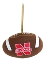 N Huskers Football Ornament Nebraska Cornhuskers, Nebraska  Holiday Items, Huskers  Holiday Items, Nebraska N Huskers Football Ornament, Huskers N Huskers Football Ornament