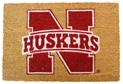 Nebraska Coir Mat Nebraska Cornhuskers, Nebraska  Patio, Lawn & Garden, Huskers  Patio, Lawn & Garden, Nebraska  Office Den & Entry, Huskers  Office Den & Entry, Nebraska  Bedroom & Bathroom, Huskers  Bedroom & Bathroom, Nebraska Nebraska Coir Mat, Huskers Nebraska Coir Mat