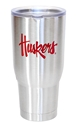 Nebraska Keeper Steel Tumbler Nebraska Cornhuskers, Nebraska  Kitchen & Glassware, Huskers  Kitchen & Glassware, Nebraska  Tailgating, Huskers  Tailgating, Nebraska Vehicle, Huskers Vehicle, Nebraska Nebraska Keeper Steel Tumbler, Huskers Nebraska Keeper Steel Tumbler
