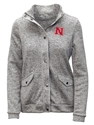 Nebraska Ladies Full Zip Button Up Colosseum Jacket Nebraska Cornhuskers, Nebraska  Ladies Outerwear, Huskers  Ladies Outerwear, Nebraska  Ladies Sweatshirts, Huskers  Ladies Sweatshirts, Nebraska  Ladies, Huskers  Ladies, Nebraska  Zippered, Huskers  Zippered, Nebraska  Ladies Tops, Huskers  Ladies Tops, Nebraska Nebraska Ladies Full Zip Button Up Colosseum Jacket, Huskers Nebraska Ladies Full Zip Button Up Colosseum Jacket