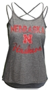 Nebraska N Huskers Strappy Tank - AT-A3230